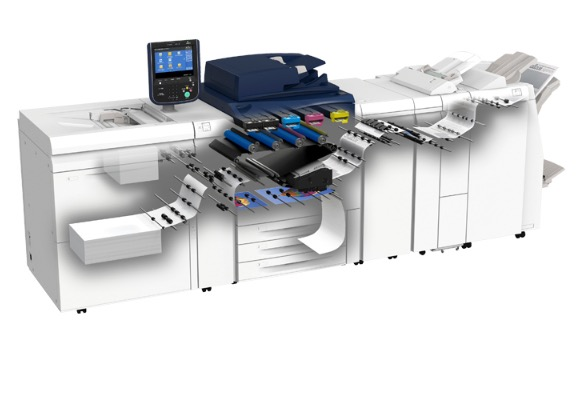 Latest digital print technology offering you a 24hr express printing service